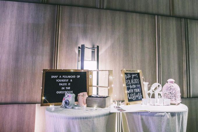 Wedding of Huang & Imelda by Rosette Designs & Co - 003