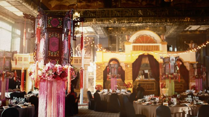 Chinois by The Wedding Entourage - 001