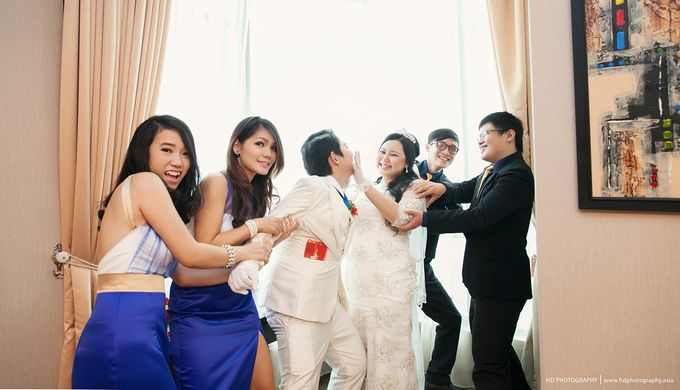 Elit Condro and Fransisca - wedding by HD Photography - 019