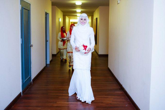Zuhairah & Fuad by The Rafflesia Wedding & Portraiture - 022