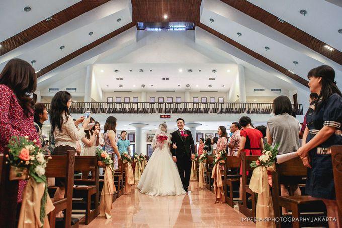 Yohanes & Vhina Wedding by Imperial Photography Jakarta - 031