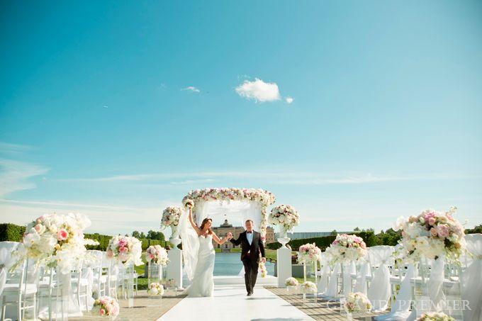 Wedding in the Konstantinovsky Palace by Grand Premier - 020