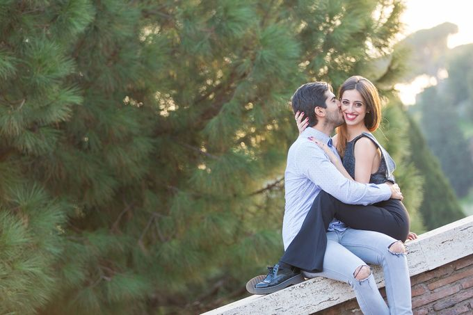 Engagement of Benedetta & Manolo by DR Creations - 025