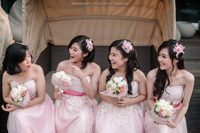 Yonathan & Dina Wedding by Imperial Photography Jakarta - 024