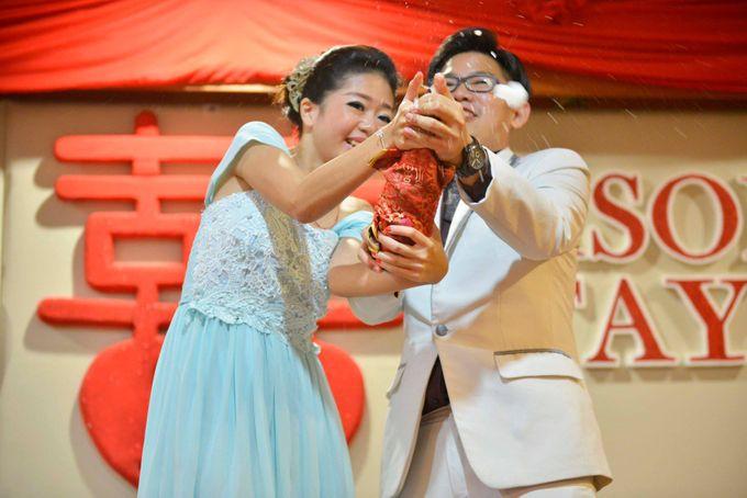 Cindy & Jason by Faith Wedding Event - 033