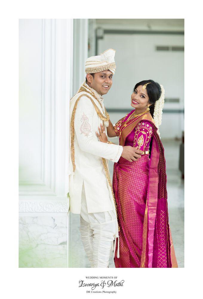 Wedding of Ishwariya & Mathi by DR Creations - 031