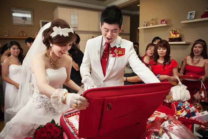 Fery & Nova - Wedding Day by HD Photography - 022