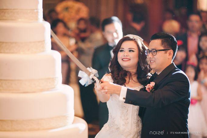 Tie the knot Ariel & Stephanie by Hotel Aryaduta Jakarta - 030
