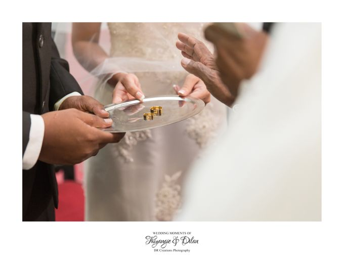Wedding of Thiyangie & Dilan by DR Creations - 031