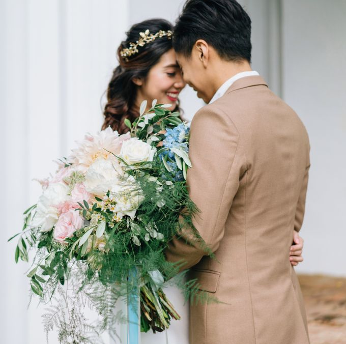 Dreamy and Whimsical Styled Shoot by O'hara Weddings - 001