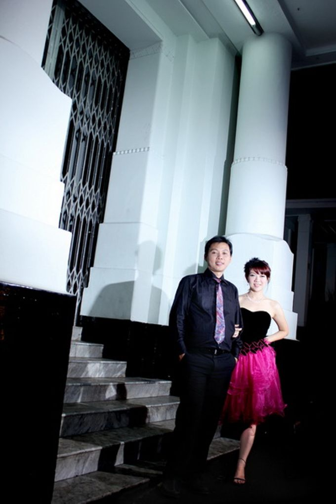 PREWEDDING OF DAVID & VINA by NOKIE STUDIO - 003
