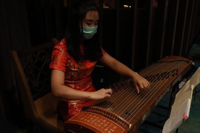 Chinese Instrumental Sangjit Taste Paradise Hyatt Jakarta - Double V by Double V Entertainment - 004