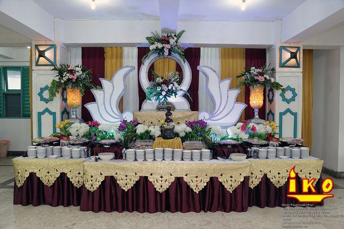 Sweet Corner by IKO Catering Service dan Paket Pernikahan - 026