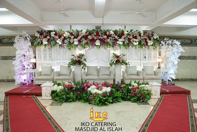 Dekorasi Pelaminan by IKO Catering Service dan Paket Pernikahan - 035