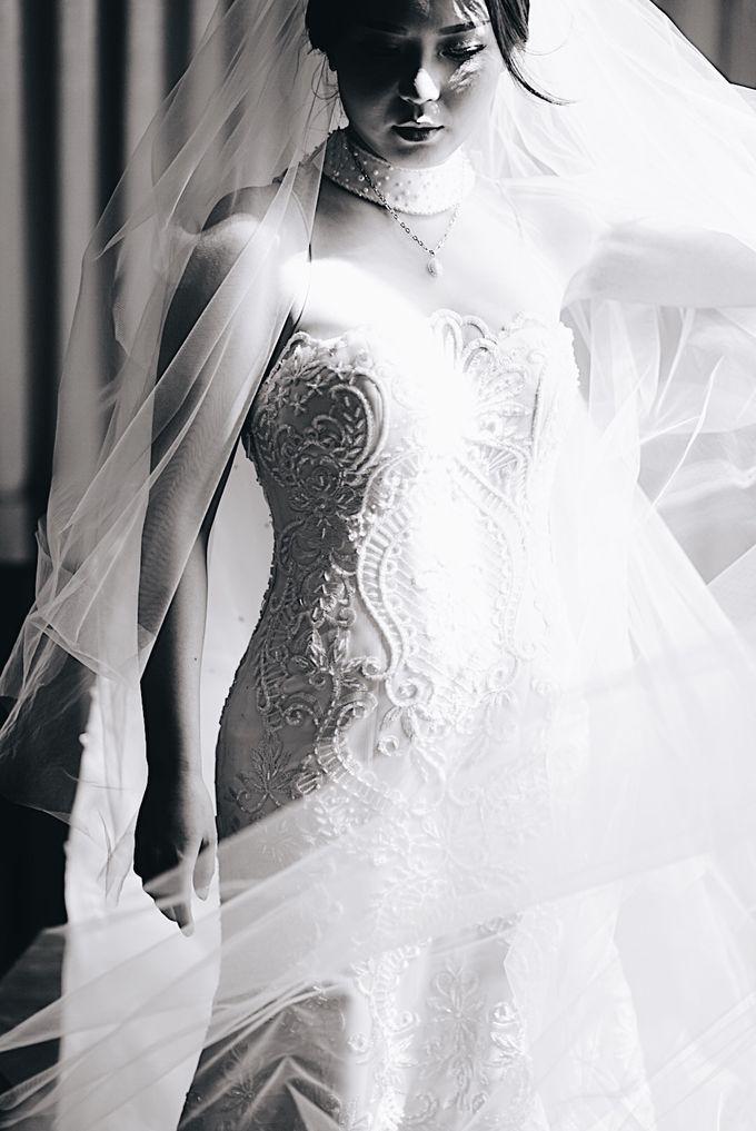 Aldi & Windy Wedding Day by Écru Pictures - 009