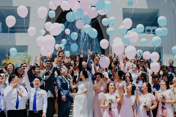 Wedding Hosana & Vina by Ananda Yoga Organizer - 030