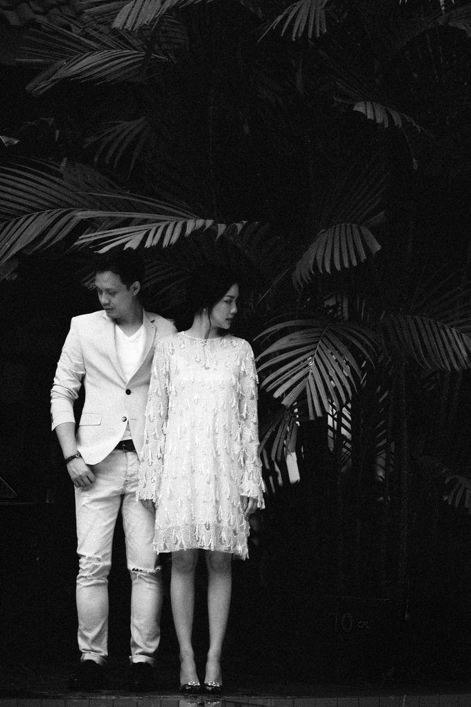 STEVEN & FLORENCIA PREWEDDING by DHIKA by MA Fotografia - 032