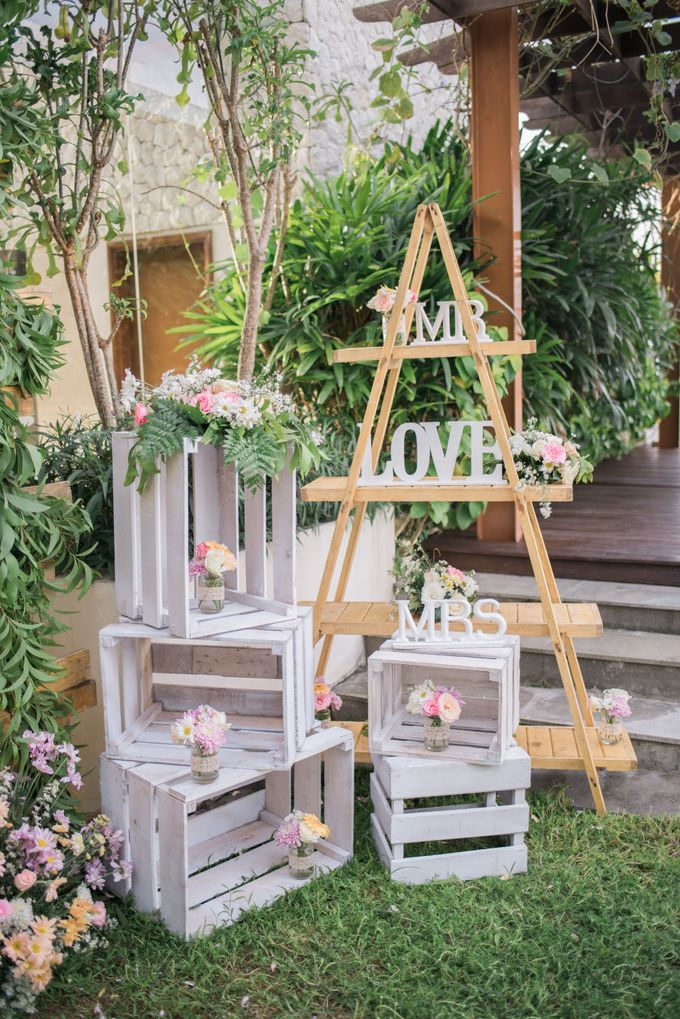 Wedding of  Tanri & Yenny by Nika di Bali - 035