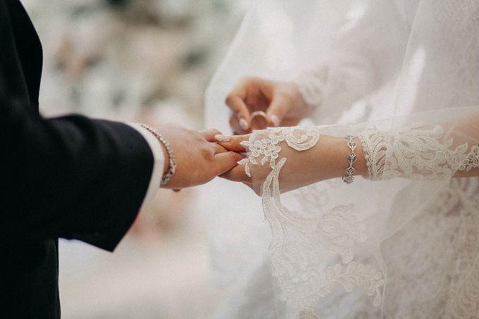 CALVIN & SANTI WEDDING by HAPE by MA Fotografia - 032
