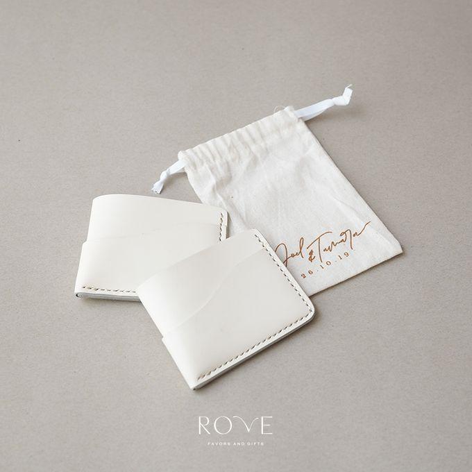 Yoel & Tamara - Custom Card Wallet by Rove Gift - 001