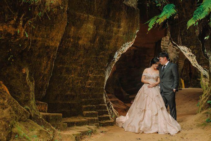 PRE - WEDDING SAMUEL & MERISA BY HENOKH WIRANEGARA by All Seasons Photo - 028