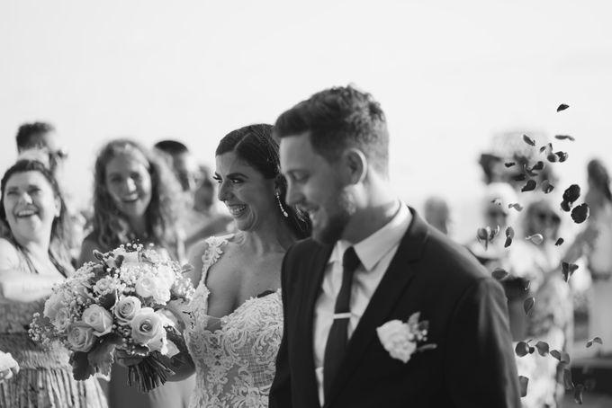 Mindy & Cameron Wedding at W Hotel Bali by AKSA Creative - 032