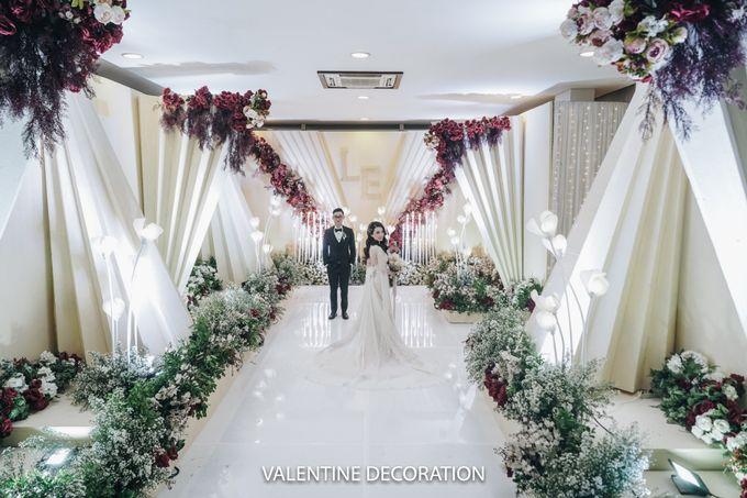 Ludwig & Eve Wedding Decoration by Valentine Wedding Decoration - 032