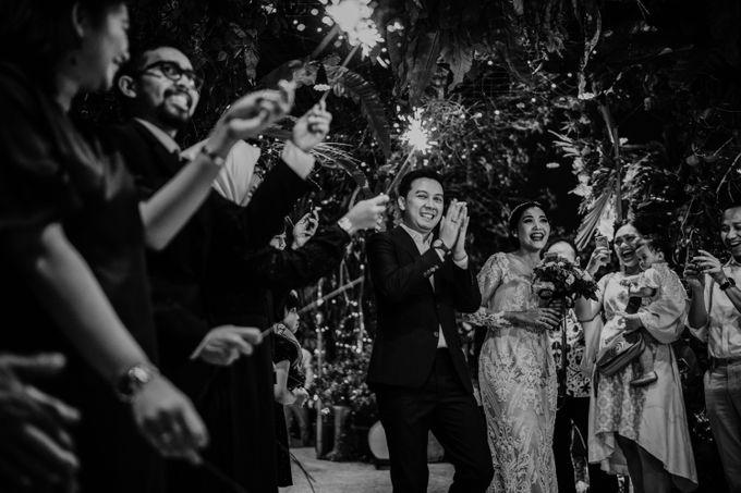Resa & Bunga Wedding by AKSA Creative - 027