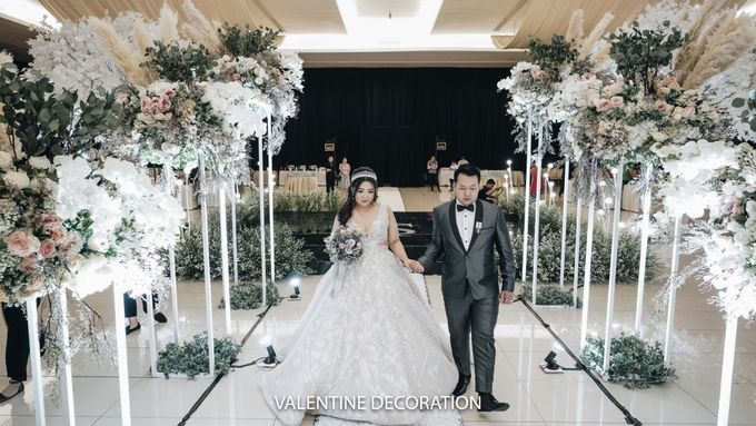 Sandy & Ferlina Wedding Decoration by TOM PHOTOGRAPHY - 033