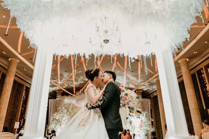 The Wedding of Leon & Audrey by Hotel Indonesia Kempinski Jakarta - 031