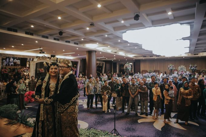 Uty & Akbar Wedding by HIS LIPI by Alfabet Catering - 002