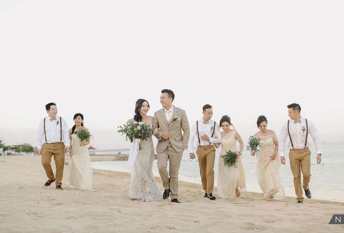 Rizky & Yosephine Wedding by Diorama Tailor - 032