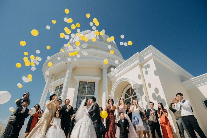 HENDRA & JENNY WEDDING by DHIKA by MA Fotografia - 032