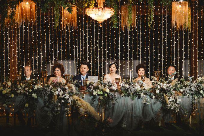 The Wedding of Johnsen & Fortunata by BDD Weddings Indonesia - 032