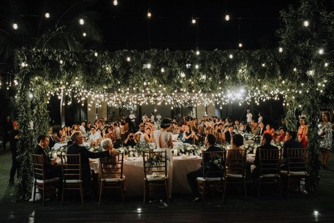 The Wedding of Christoph & Jessica by BDD Weddings Indonesia - 032