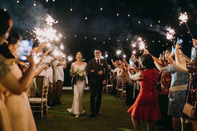 Wedding The Mulia Resort Donald & Tabita by StayBright - 030