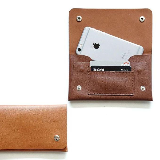 Handphone & Card Wallet by Le'kado - 001