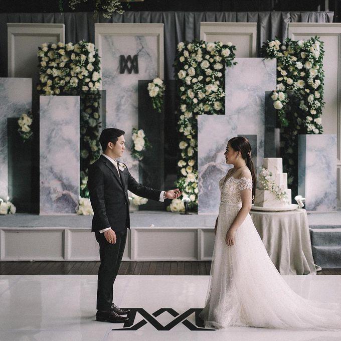 Premium Intimate Wedding at Ambhara Hotel Jakarta by Bright Wedding Jakarta - 002