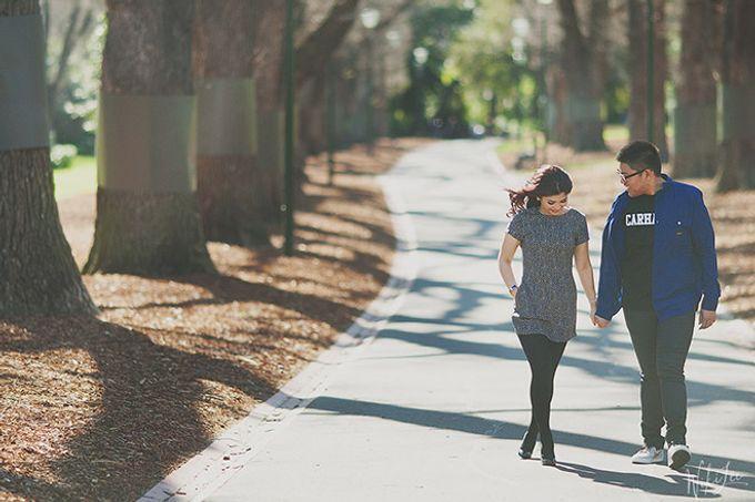 Rendy + Sity: Melbourne, I'm in Love by Wiki Lee - 029