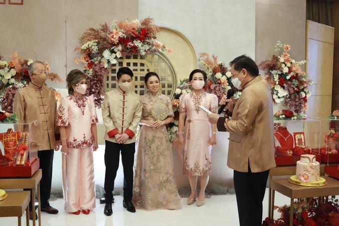 MC Sangjit Hotel Mulia Gerbera Room Jakarta - Anthony Stevven by Anthony Stevven - 011