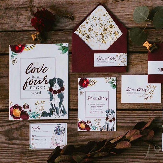 Custom Invitations by revelry + heart - 017