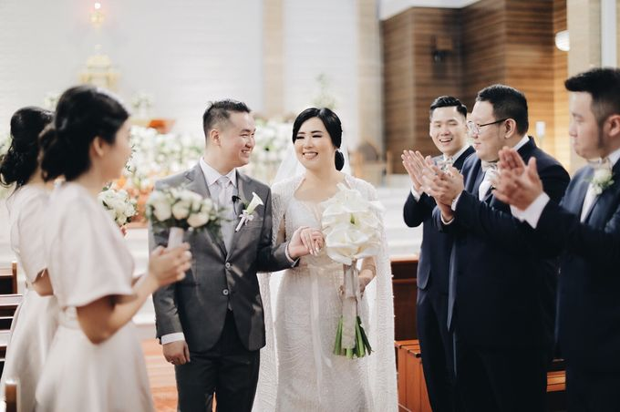 JW Marriot - Donny & Adele by Wong Hang Distinguished Tailor - 004