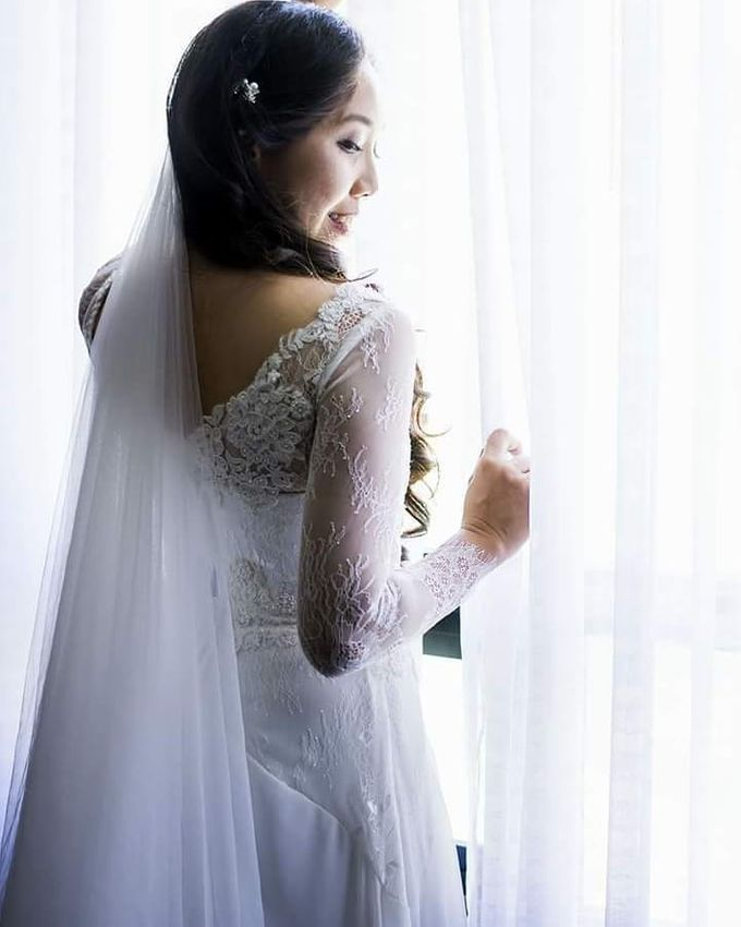 Bridal Gowns by Dakila Couture - 009