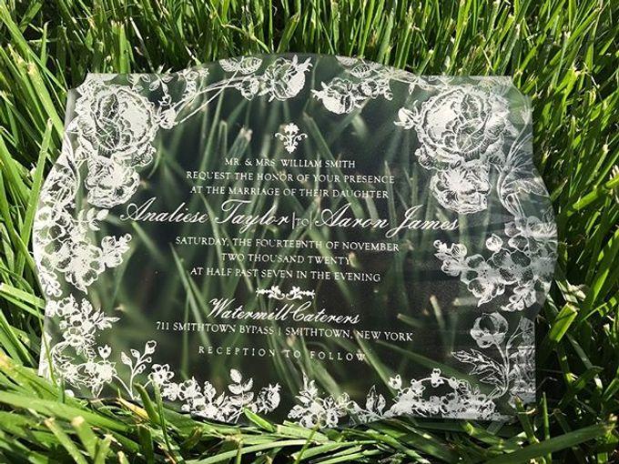 Custom Invitations by revelry + heart - 016