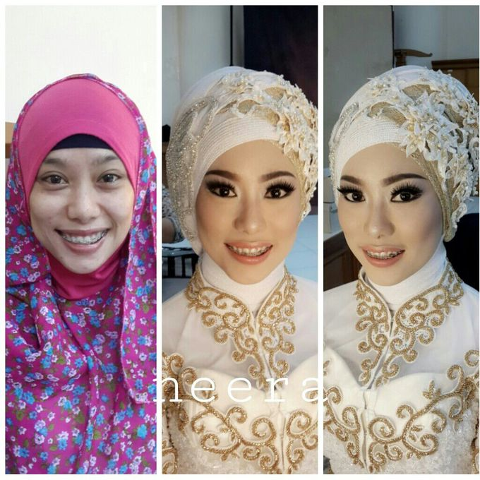 Makeup Portfolio by Neera Muslimah Make Up - 003