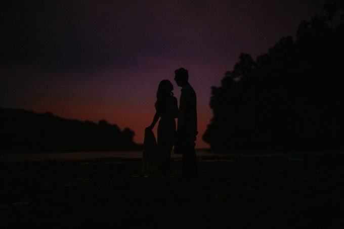 Michelle & Roy - Connection Session - Nusa Penida by ILUMINEN - 027