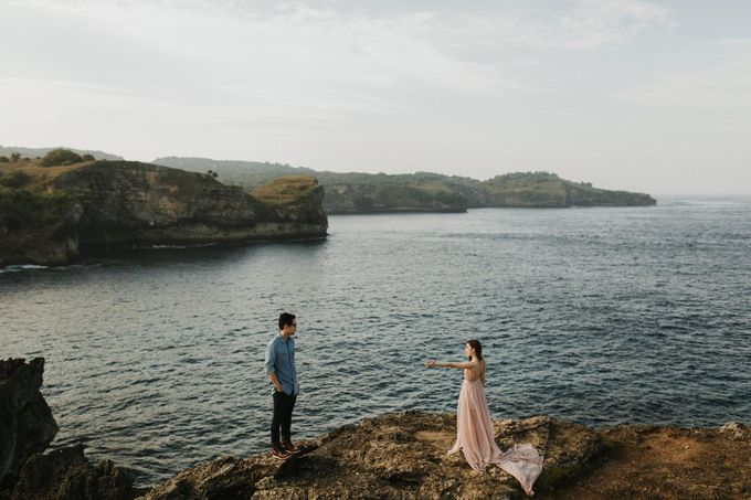 Michelle & Roy - Connection Session - Nusa Penida by ILUMINEN - 038