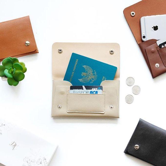 Handphone & Card Wallet by Le'kado - 002