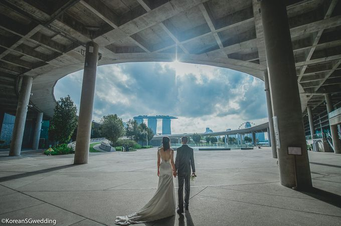 Sunny day Pre-wedding by Eric Oh  Korean Photographer - 001