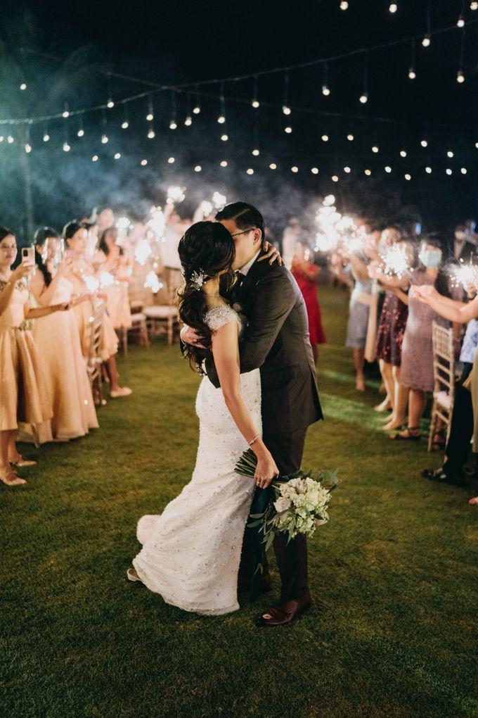 Wedding The Mulia Resort Donald & Tabita by StayBright - 031